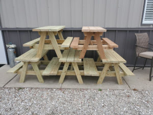 Children's-Picnic-Tables